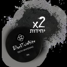 Black To White with Powder X2
